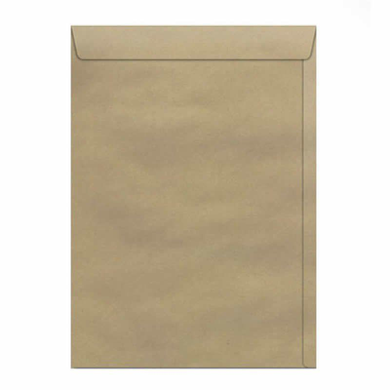 Envelope Scrity Saco Kraft 25 176X250Mm 80G 250 Un Skn025 03078