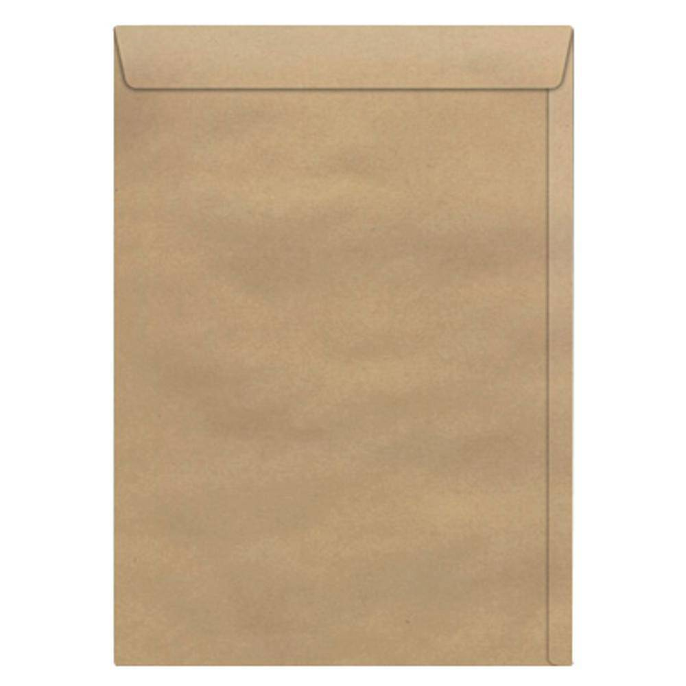 Envelope Scrity Saco Kraft 34 240X340Mm 80G Caixa Com 250 Un 02710