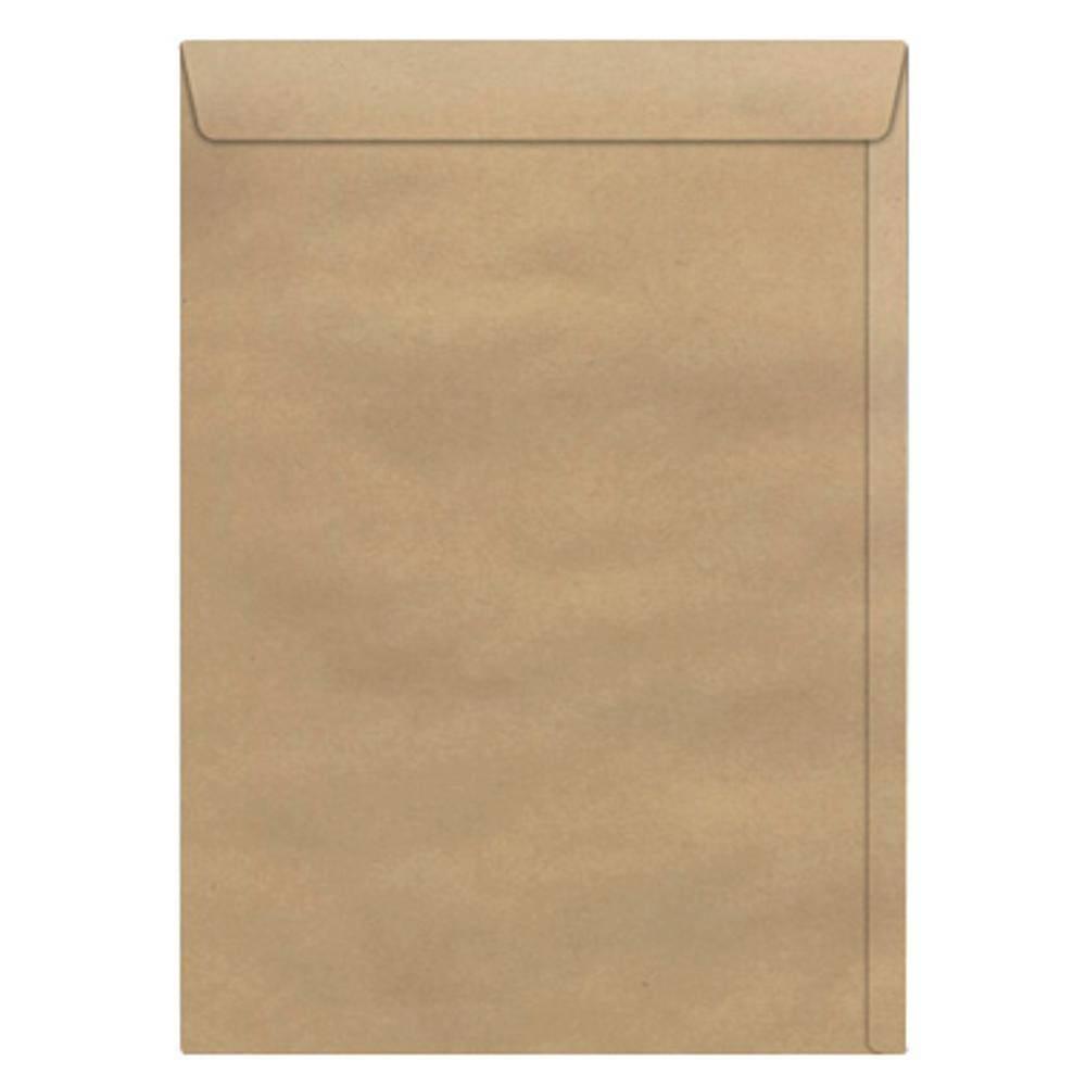 Envelope Scrity Saco Kraft 34 240X340Mm 80G Caixa Com 250 Un 02710