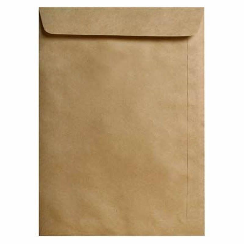Envelope Scrity SAço Kraft 36 260X360Mm 80G Com 250 Un 02712