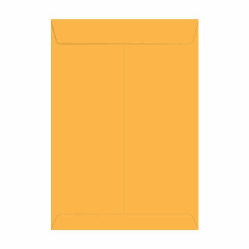 Envelope Scrity Saco Ouro 18 125X176Mm 80G 250 Un Sko018 08836
