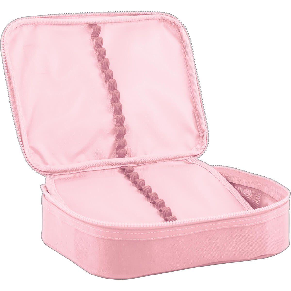 Estojo Box Academie Rosa Tilibra 305103 16396