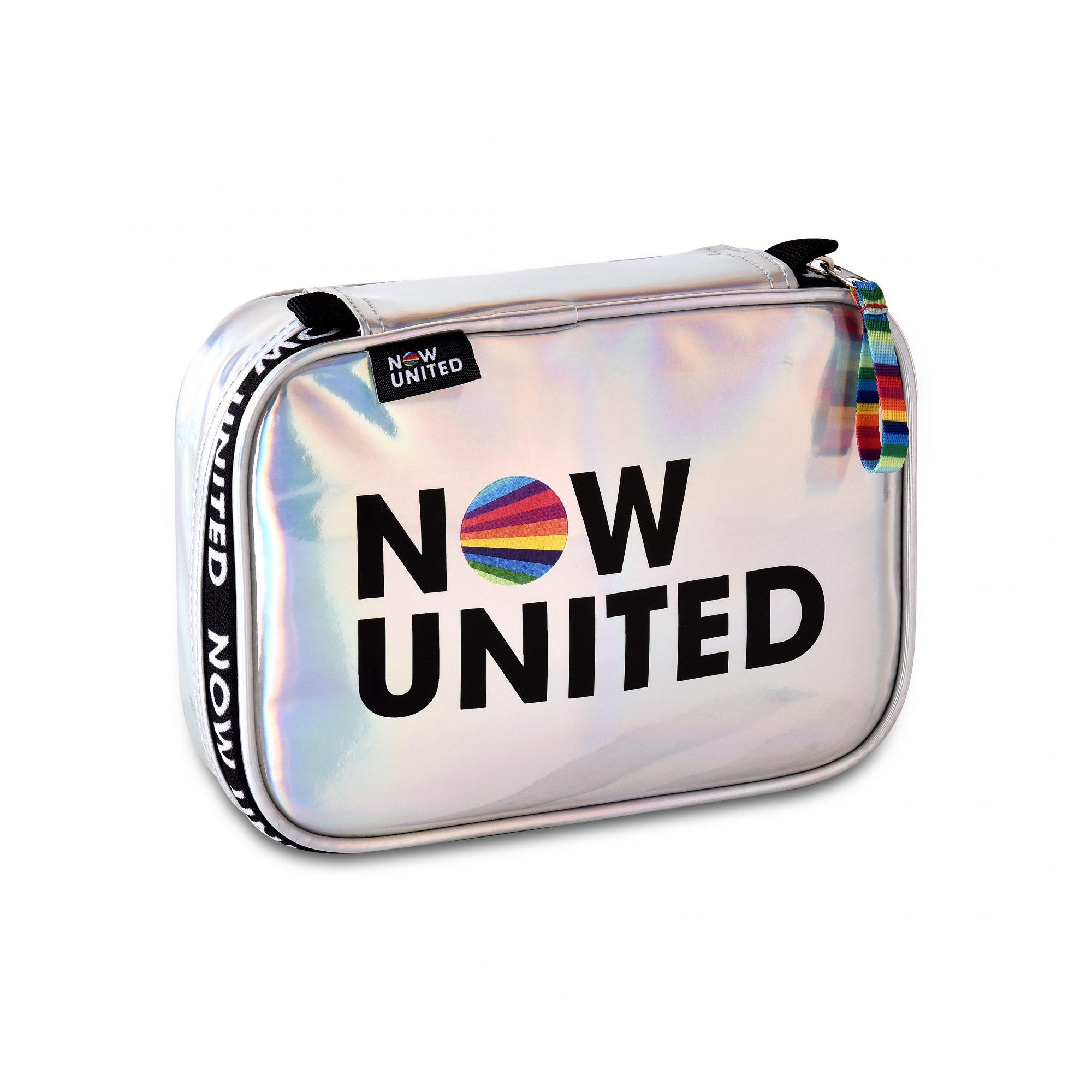 Estojo Holografico Oficial Now United Clio NU3254 29888