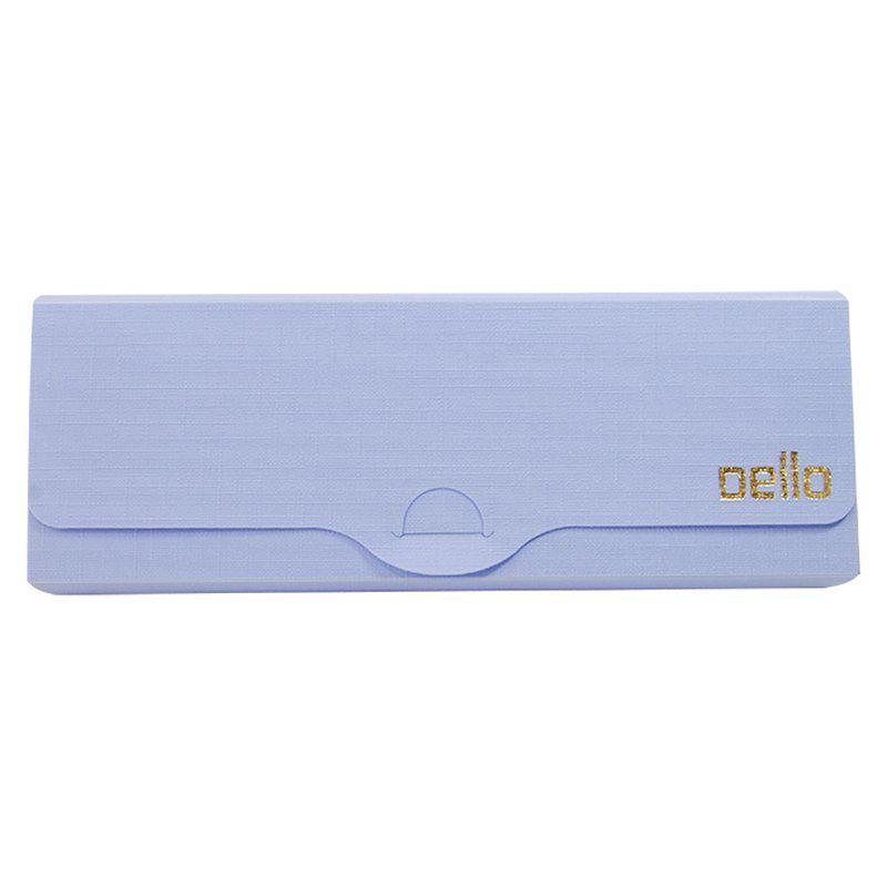 Estojo Multiuso Dello PP Serena Azul Pastel 8800.Bp.0030 26510