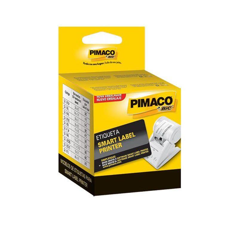 Etiqueta Pimaco Smart Label Printer 54X101Mm SLP-SRL 14831
