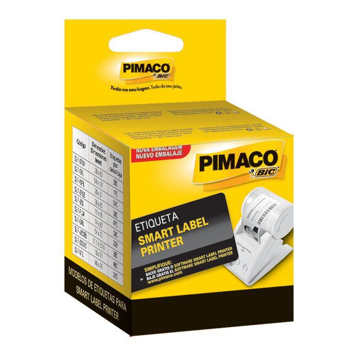 Etiqueta Pimaco Smart Label Printer SLP-DRL 14826