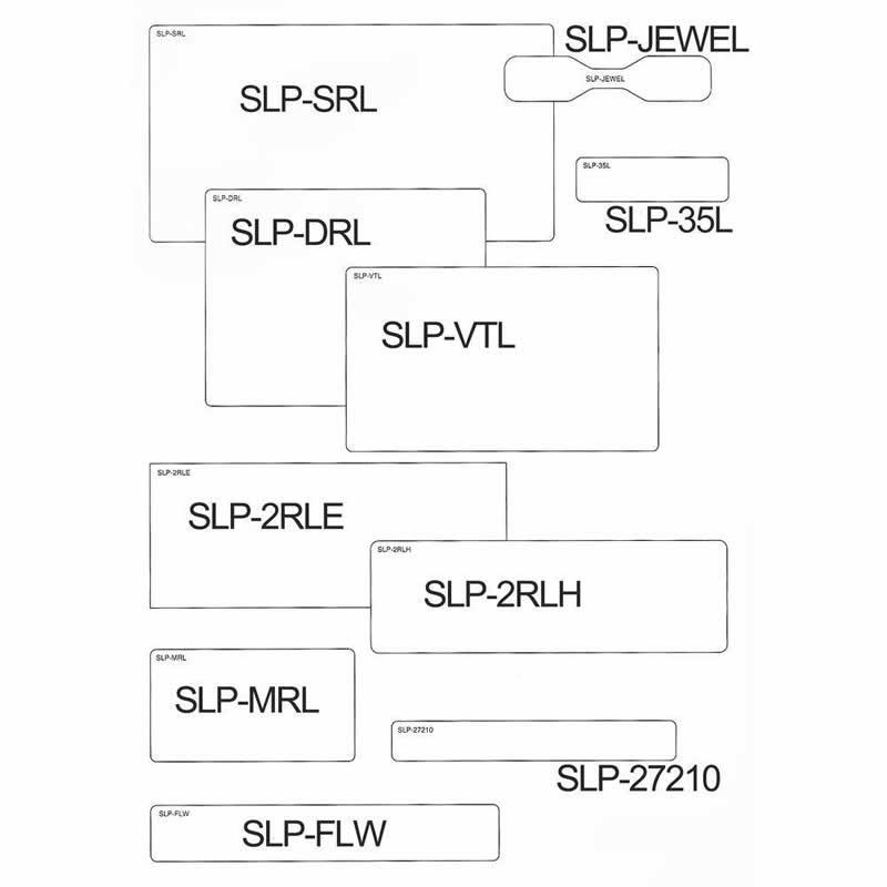 Etiqueta Pimaco Smart Label Printer SLP-FLW 14827