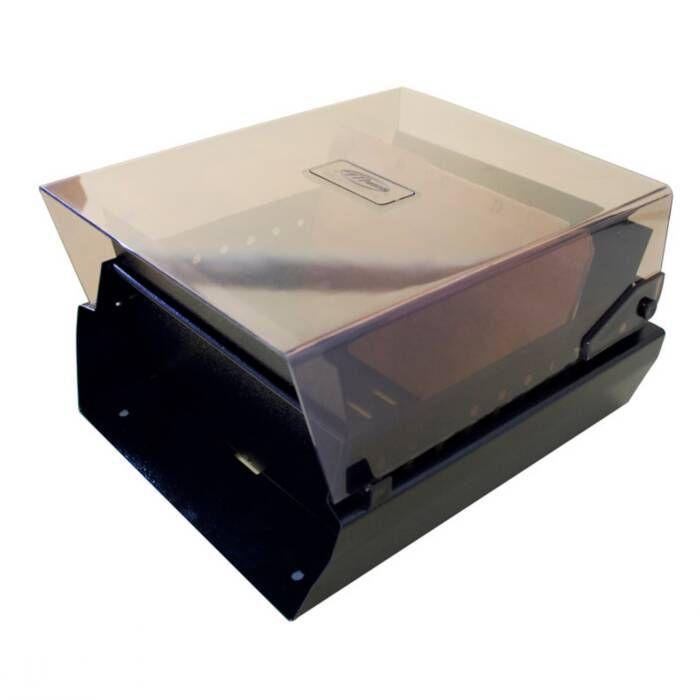 Fichário de Mesa Fumê com Indice 4X6 M-74 Menno 02304