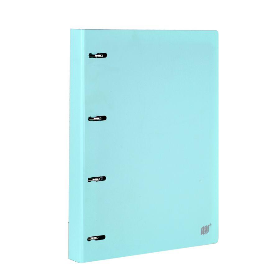 Fichário Yes 4 Arg. A4 Tons Pastel Azul R4EABC AZ 27661