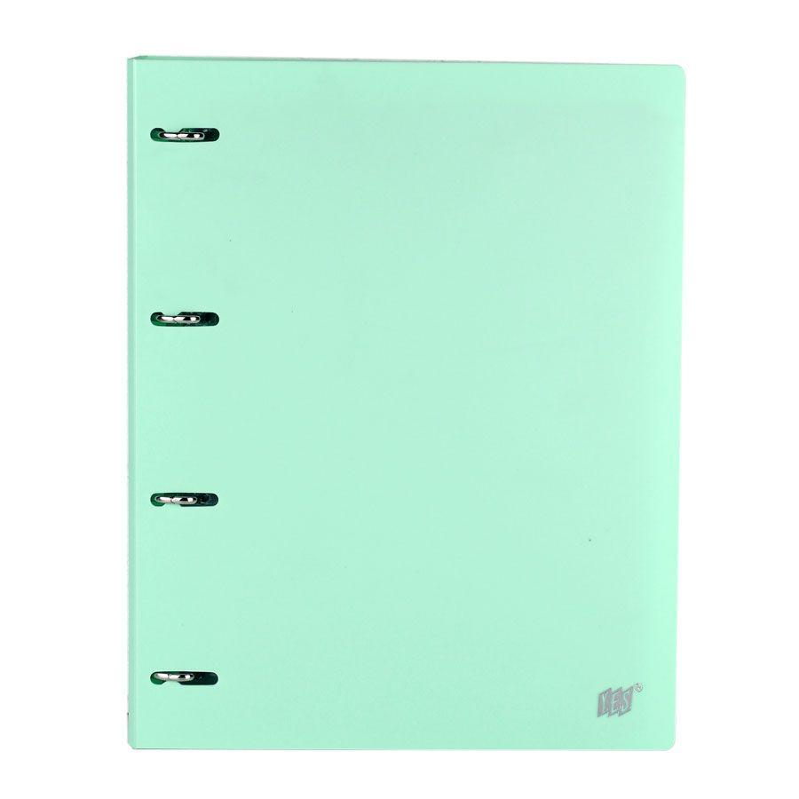 Fichario Yes 4 Arg. A4 Tons Pastel Verde R4EABC VD 27664
