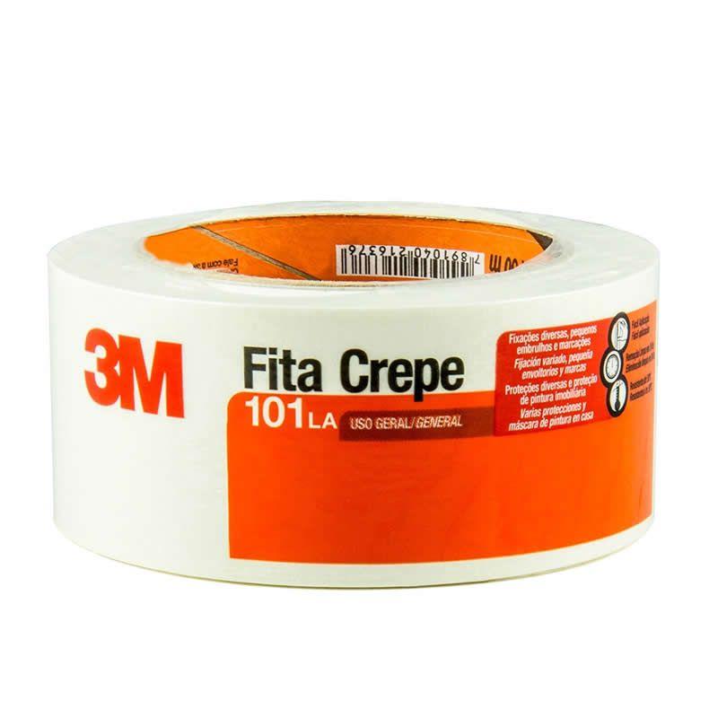 Fita Crepe 3M 101LA 48mm x 50m 22903