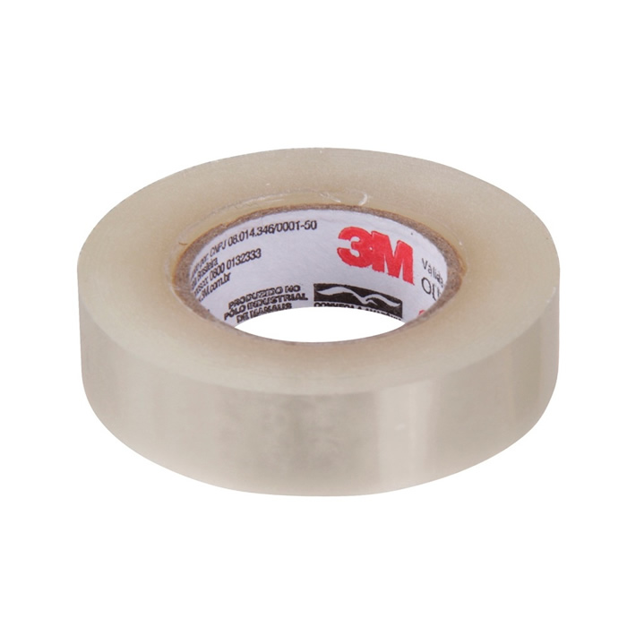 Fita Durex 3M Transparente 12mm X 30m 16016