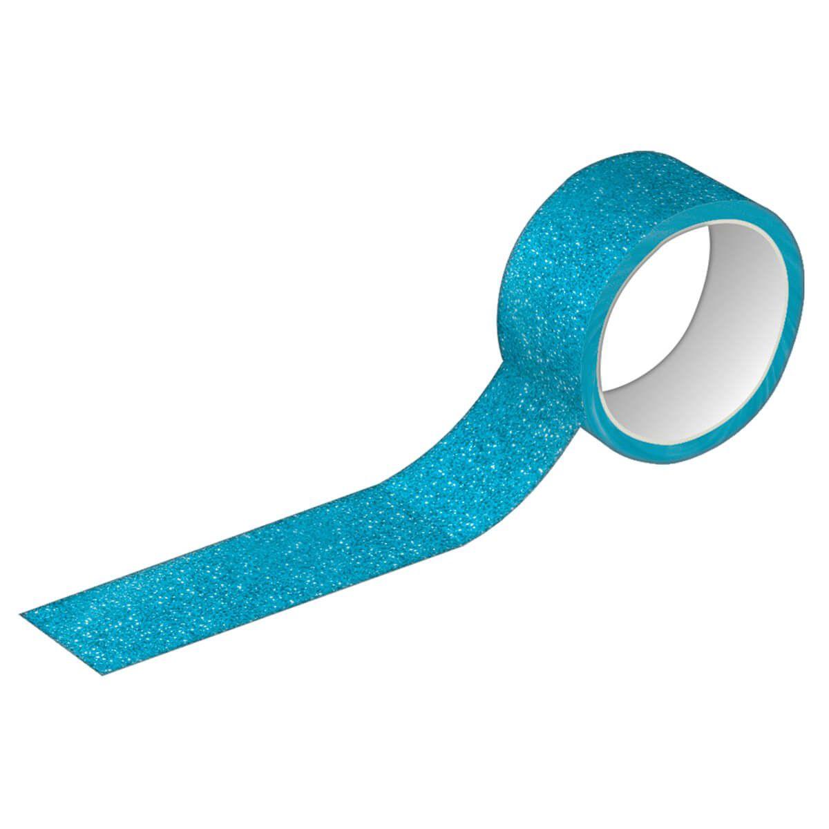 Fita Tilibra Washi Tape 15mm X 10M Glitter Sortidas 301230 27595