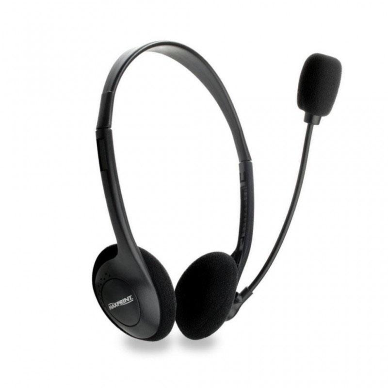 Fone de Ouvido com Microfone 602314 Maxprint 22778