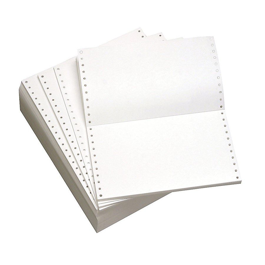Formulário Agaprint 80C 2 Vias Branco Razão Autocopiativo Caixa Com 3000 Jgs 2200061 27259