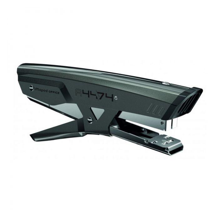 Grampeador Medio Alicate Advanced de Metal para 25 Fls 447411 Maped 21051
