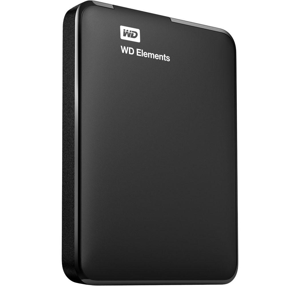 HD Externo Western Digital 1TB USB 3.0 Elements WDBUZG0010BBK 29665