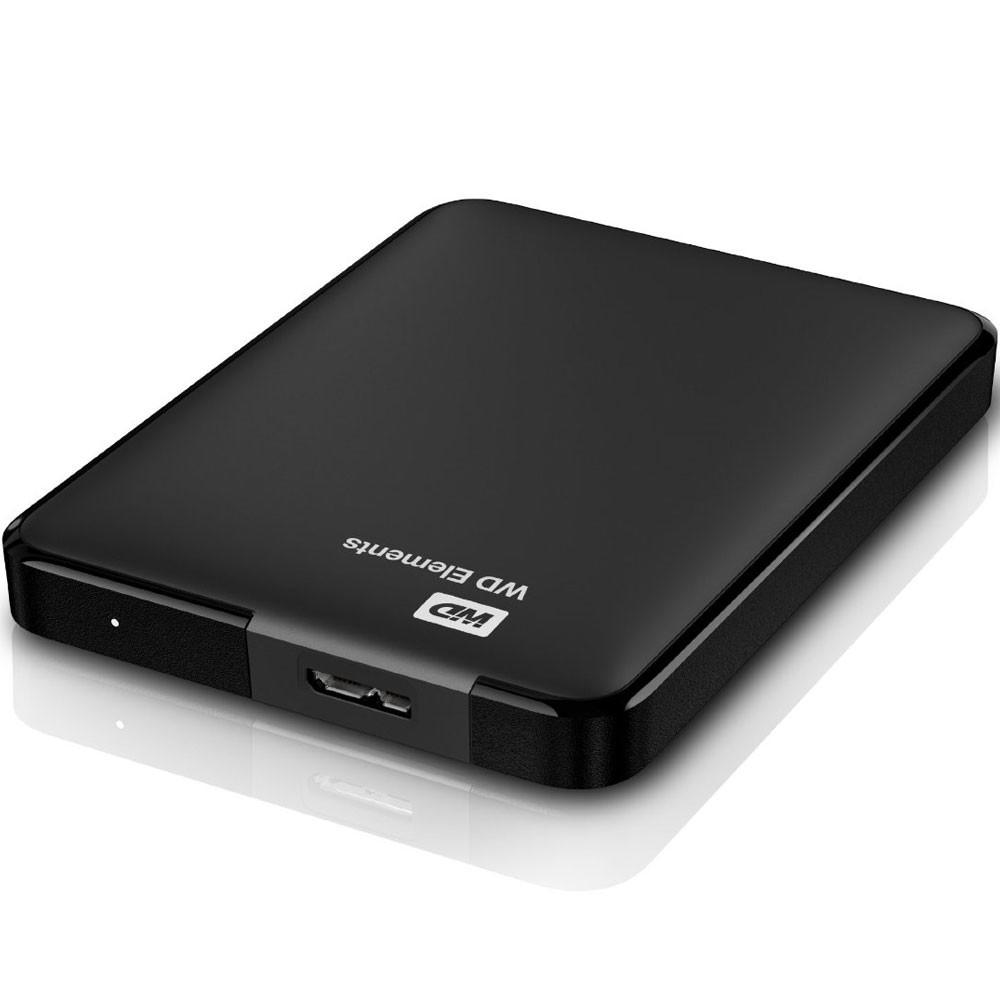 HD Externo Western Digital 4TB USB 3.0 Elements WDBU6Y0040BB 29642