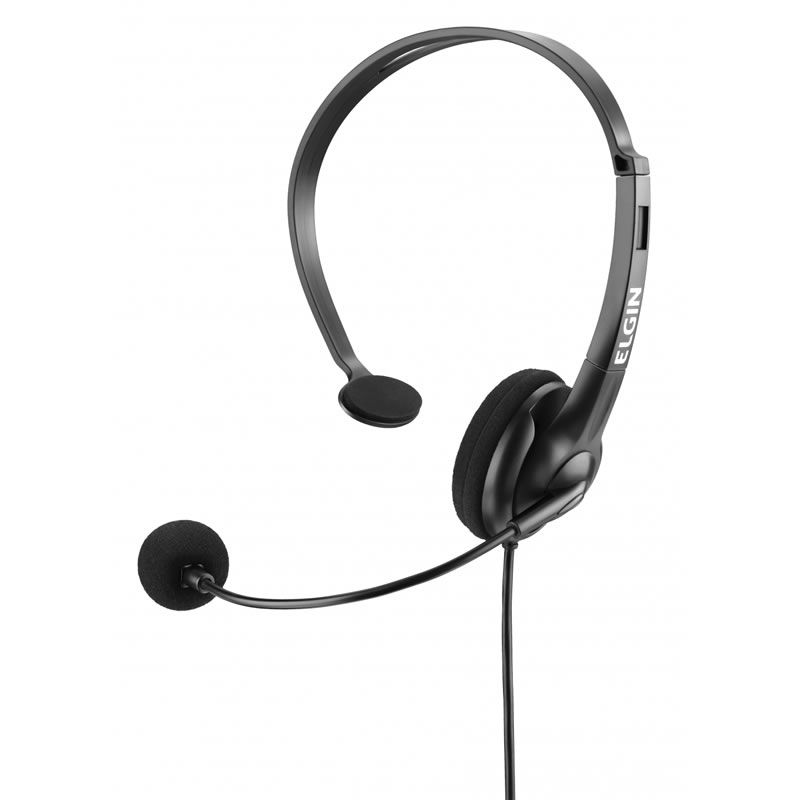 Fone Headset Com Conector RJ F02-1NSRJ Elgin 23848