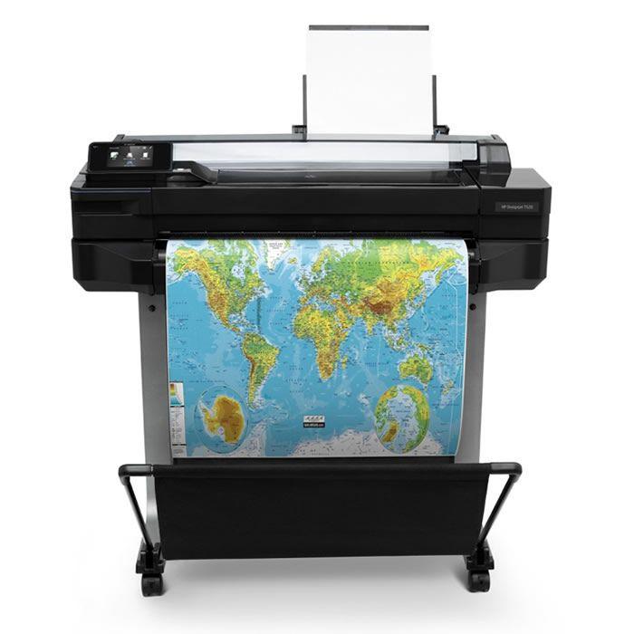 Impressora Plotter Designjet T520 24 Polegadas CQ890A HP 18289