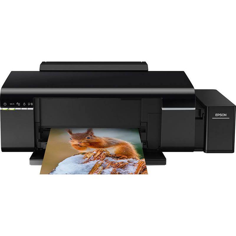 Impressora EcoTank L805 Epson 22823