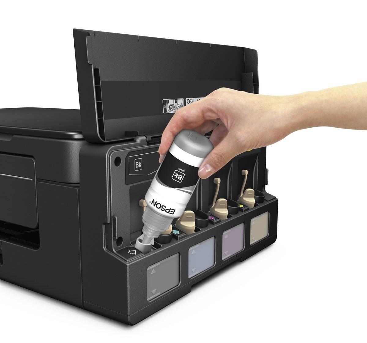 Impressora Multifuncional EcoTank L495 Epson 24499