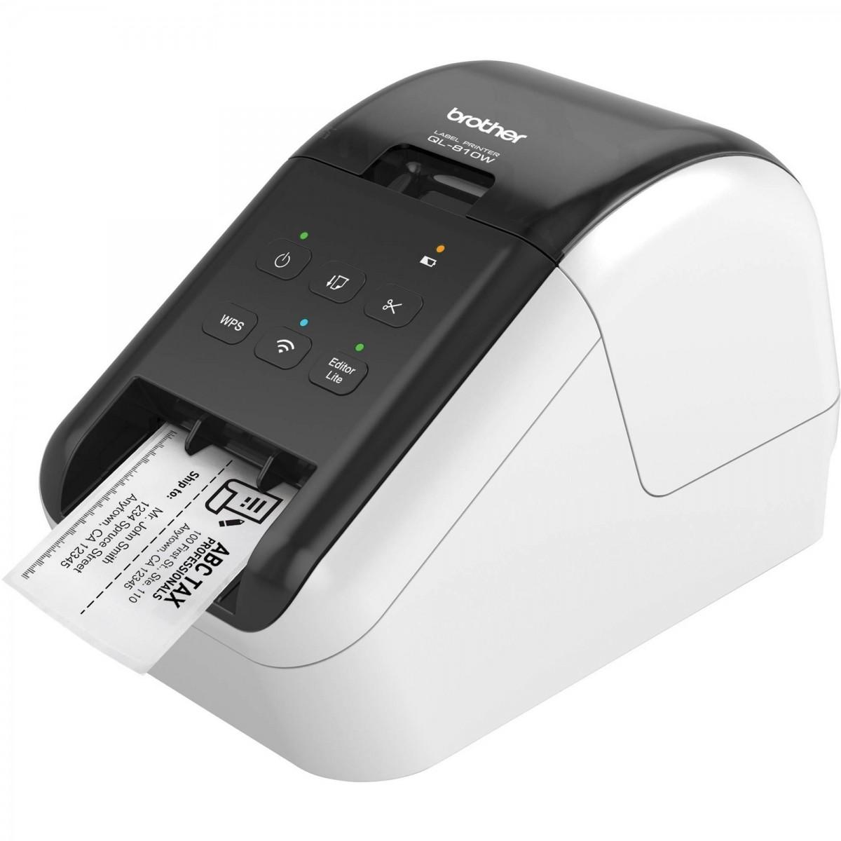 Impressora Etiquetas Brother QL-810W 24767