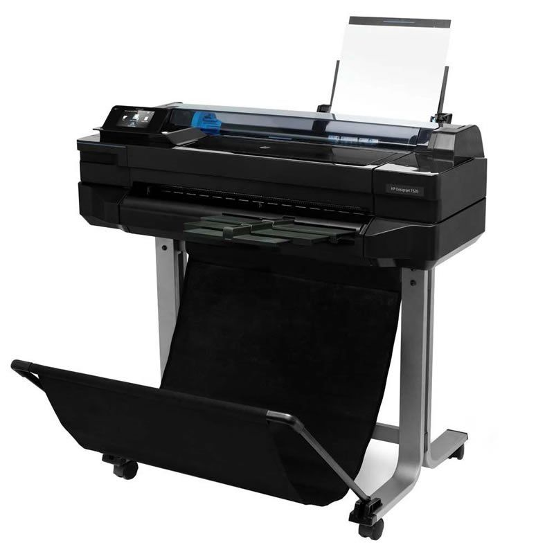 Impressora Plotter HP Designjet T520 e-Printer 36 Polegadas CQ893C 25633