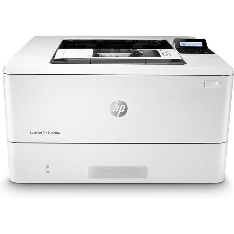 Impressora Laser Mono LaserJet Pro M404DW (W1A56A) HP 27415