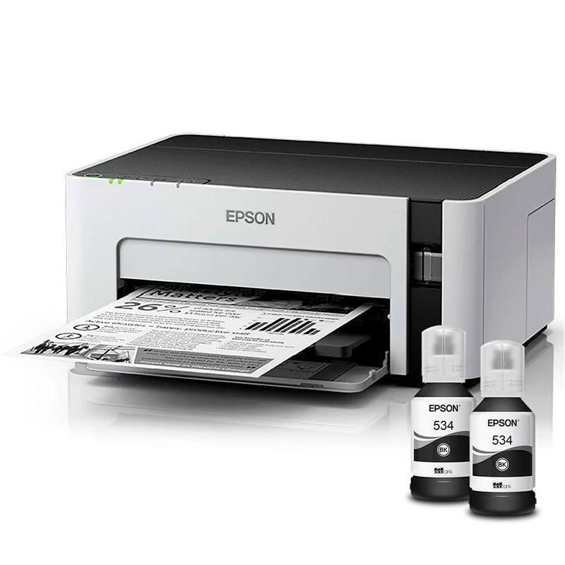 Impressora Monocromatica Tanque de Tinta M1120 Epson 27399