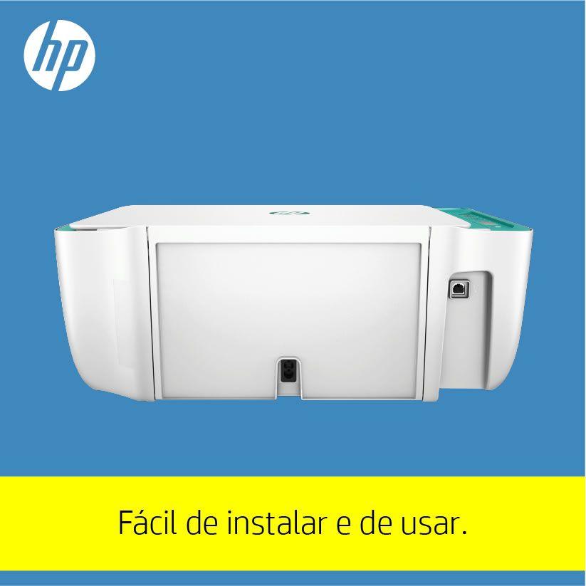 Impressora Multifuncional Deskjet Ink Advantage 2676 Y5Z00A HP 24841