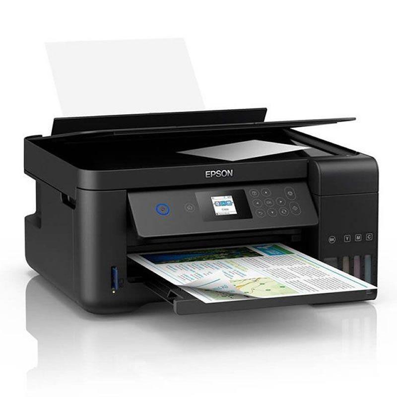 Impressora Multifuncional EcoTank L4160 Epson 25878