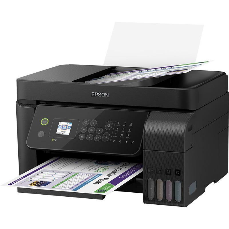 Impressora Multifuncional EcoTank L5190 Epson 27265