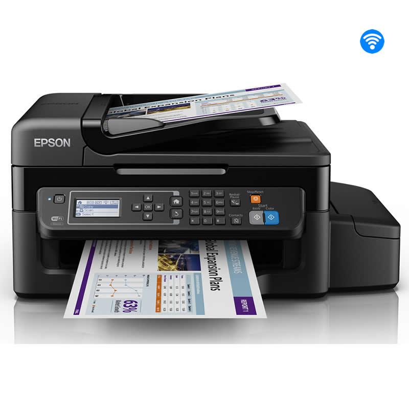 Impressora Multifuncional EcoTank L575 Epson 22956