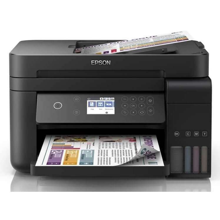 Impressora Multifuncional EcoTank L6171 Epson 25876