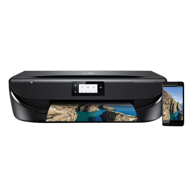 Impressora Multifuncional Deskjet Ink Advantage 5076 HP 25814