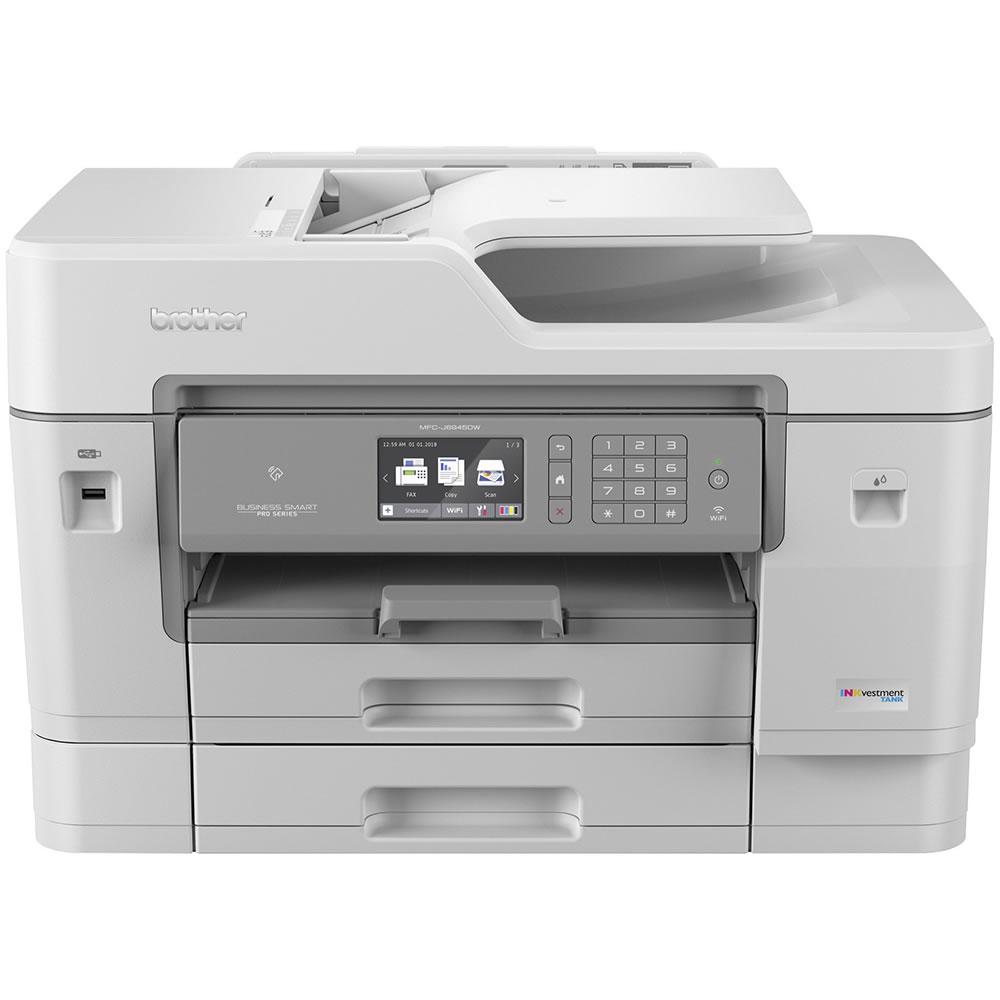 Impressora Multifuncional Jato De Tinta A3 MFC-J6945DW Brother 27776