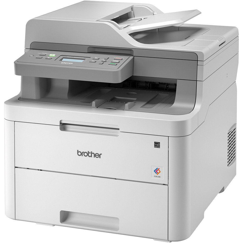 Impressora Multifuncional Laser Color DCP-L3551CDW Brother 27539