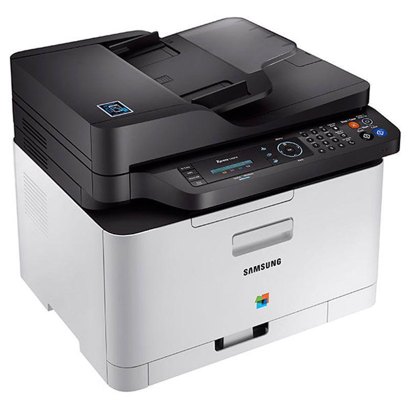 Impressora Multifuncional Laser Color SL-C480FW Samsung 23514