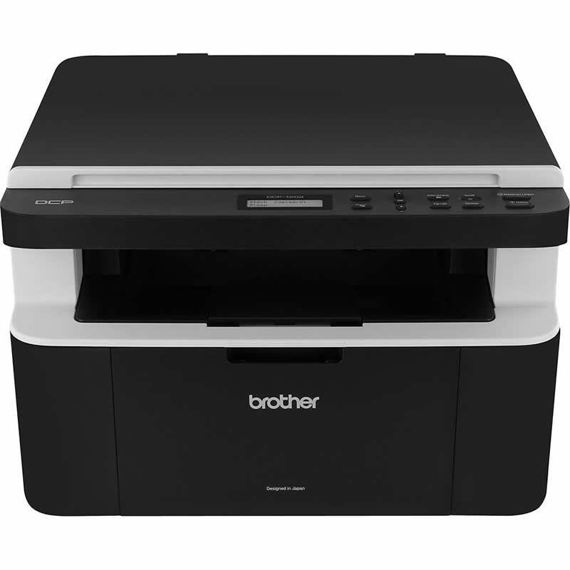 Impressora Multifuncional Laser Mono DCP-1602 Brother 26718