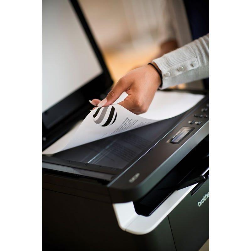 Impressora Multifuncional Laser Mono DCP-1617NW Brother 22589