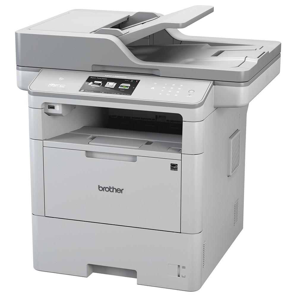 Impressora Multifuncional Laser Mono MFCL-6902DW Brother 24852