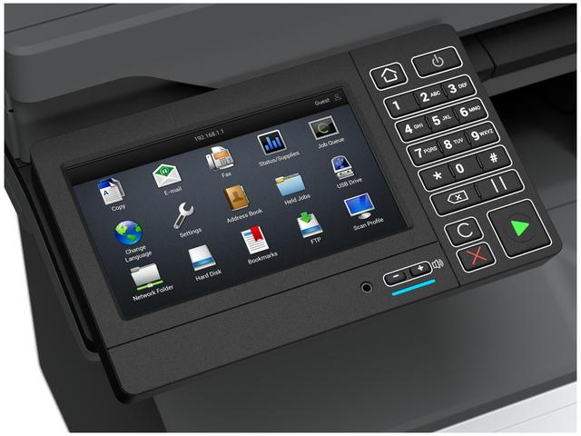 Impressora Multifuncional Lexmark MX622ADHE Laser Mono 26149