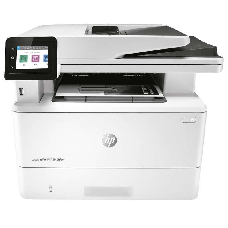 Impressora Multifuncional Mono Laser Pro M428FDW (W1A30A) HP 27417
