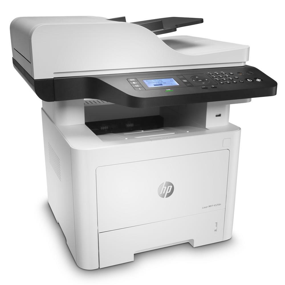 Impressora Multifuncional Mono Laser Pro M432FDN (7UQ76A) 29533