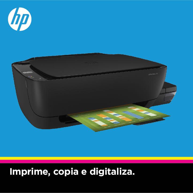 Impressora Multifuncional Tanque de Tinta 316 4QA85A HP 26202