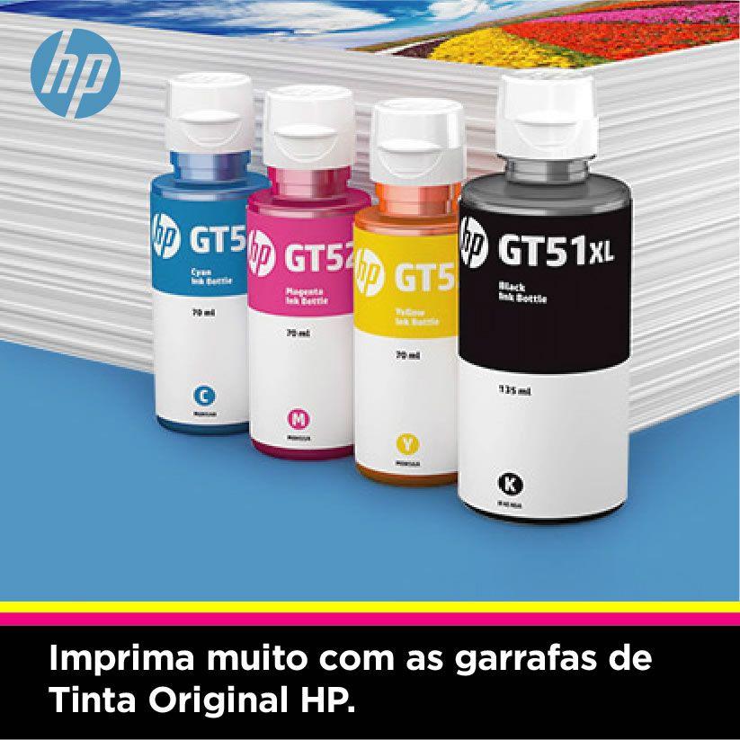 Impressora Multifuncional Tanque de Tinta 416 4DX95A HP 26130