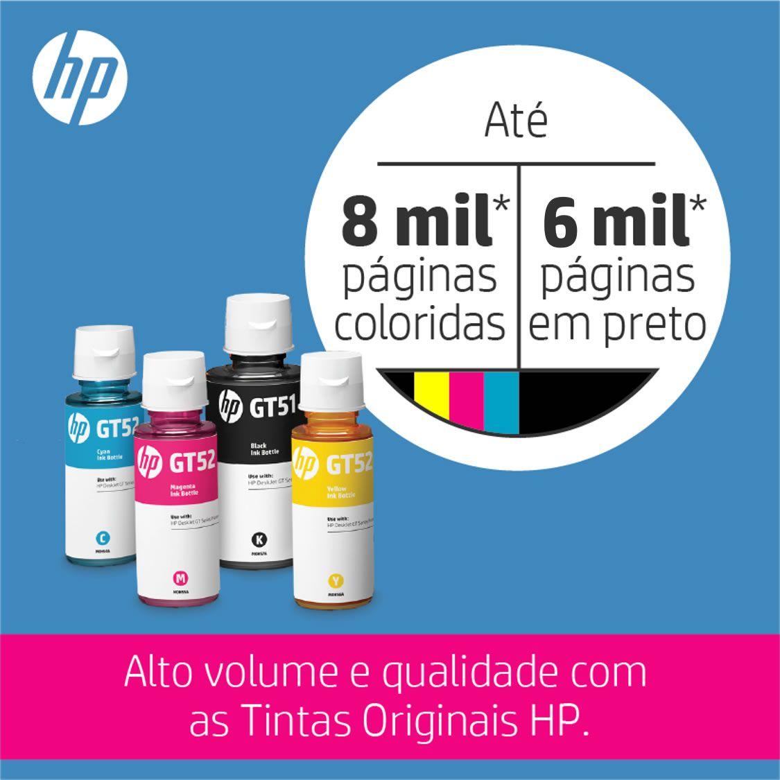 Impressora Multifuncional Tanque de Tinta 416 Z4B55A HP 25889