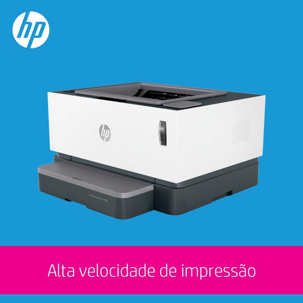 Impressora Neverstop Laser 1000N 5HG74A HP 29342