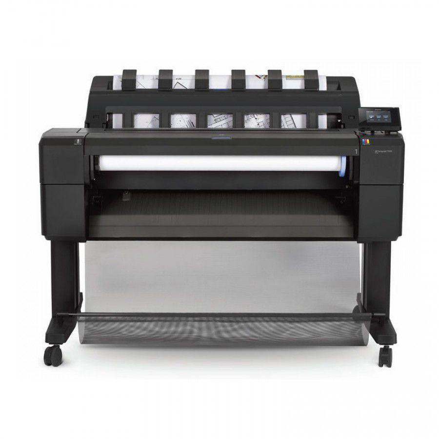 Impressora Plotter Designjet T930 36 Polegadas L2Y21A HP 23290